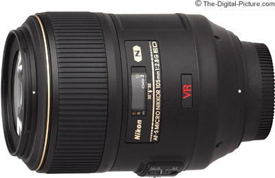 Nikon 105mm f/2.8G IF-ED AF-S VR Micro Nikkor Lens Review