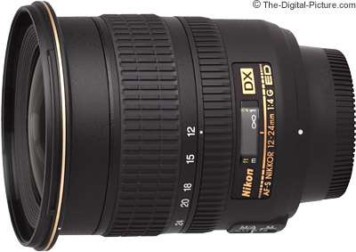 Nikon 12-24mm f/4G IF-ED AF-S DX Nikkor Lens Review