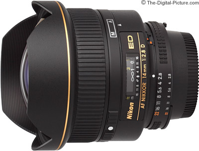 Nikon 14mm f/2.8D ED AF Nikkor Lens Review