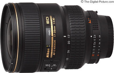 Nikon 17-35mm f/2.8D IF-ED AF-S Nikkor Lens Review