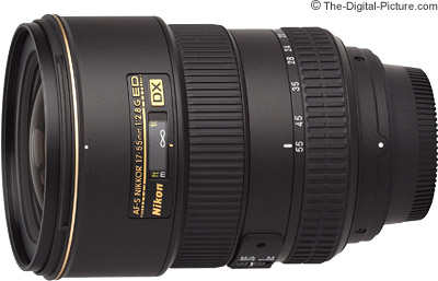 Nikon 17-55mm f/2.8G IF-ED AF-S DX Nikkor Lens Review