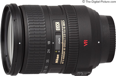 Nikon 18-200mm f/3.5-5.6G IF-ED AF-S DX VR Nikkor Lens Review
