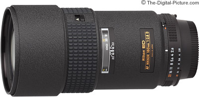 Nikon 180mm f/2.8D IF-ED AF Nikkor Lens Review