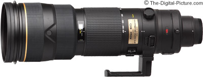 Nikon 200-400mm f/4G AF-S VR Nikkor Lens Review