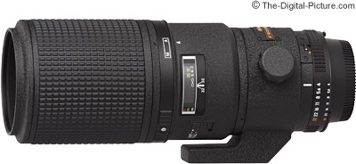 Nikon 200mm f/4D IF-ED AF Micro Nikkor Lens Review
