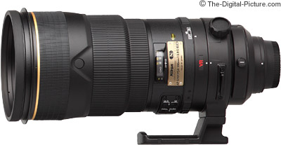 Nikon 300mm f/2.8G IF-ED AF-S VR Nikkor Lens Review