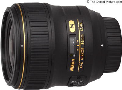 Nikon 35mm f/1.4G AF-S Nikkor Lens Review