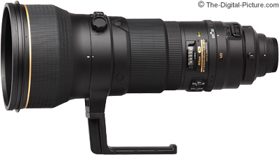 Nikon 400mm f/2.8G ED AF-S VR Nikkor Lens Review