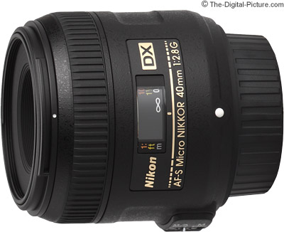 Nikon 40mm f/2.8G AF-S DX Micro Nikkor Lens Review