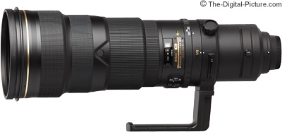 Nikon 500mm f/4G ED AF-S VR Nikkor Lens Review