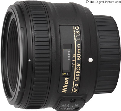 Nikon 50mm f/1.8G AF-S Nikkor Lens Review