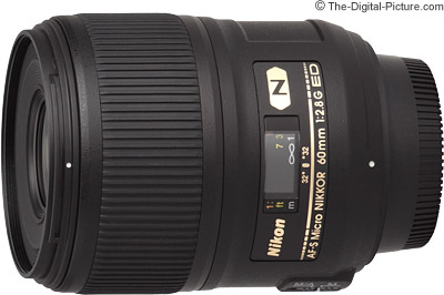 Nikon 60mm f/2.8G AF-S Micro Nikkor Lens Review