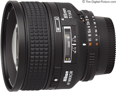 Nikon 85mm f/1.4D AF IF Nikkor Lens Review