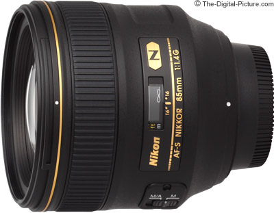 Nikon 85mm f/1.4G AF-S Nikkor Lens Press Release
