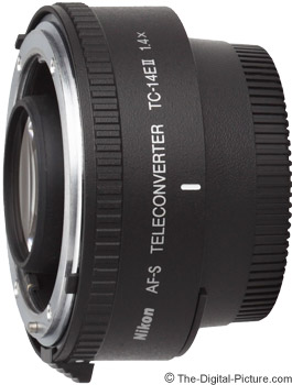 Nikon TC-14E II AF-S Teleconverter