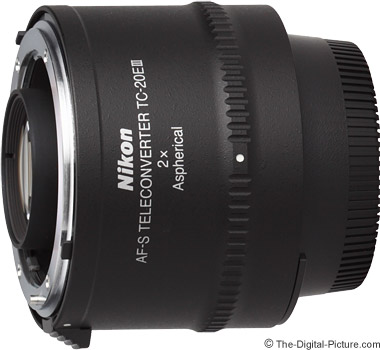 Nikon TC-20E III AF-S Teleconverter Review