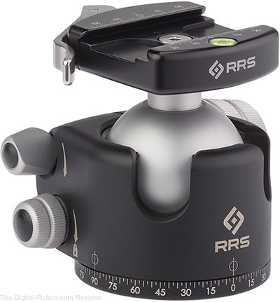 Used Really Right Stuff BH-55 Ball Heads Available at B&H