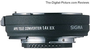 Sigma 1.4x EX DG APO Tele Converter Review