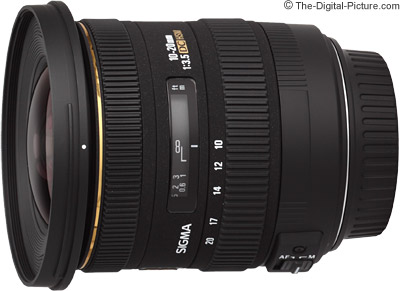 Sigma 10-20mm f/3.5 EX DC HSM Lens Review
