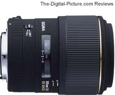 Sigma 105mm f/2.8 EX DG Macro Lens Review