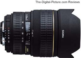 Sigma 15-30mm f/3.5-4.5 EX DG Lens Review