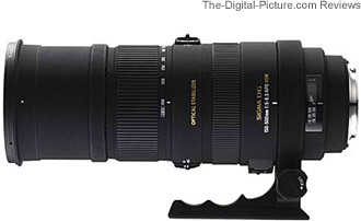Sigma 150-500mm f/5-6.3 DG OS HSM Lens Review