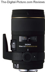 Sigma 150mm f/2.8 EX DG APO HSM Macro Lens Review