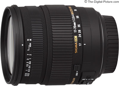 Sigma 17-70mm f/2.8-4 DC Macro OS Lens Review