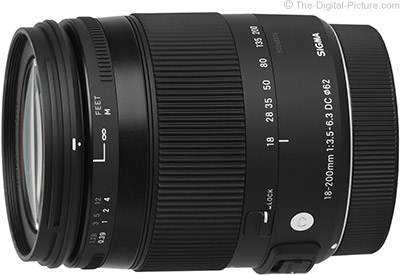 Sigma 18-200mm f/3.5-6.3 DC Macro OS HSM C Lens Review