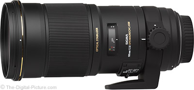 Sigma 180mm f/2.8 EX DG OS HSM Macro Lens Review