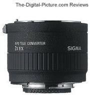 Sigma 2x EX DG APO Tele Converter Review