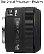 Sigma 30mm f/1.4 EX DC HSM Lens and Sony 32GB Sony SDHC Memory Card - $289.00 Shipped