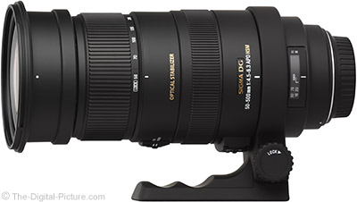 Sigma 50-500mm f/4.5-6.3 APO DG OS HSM Lens Review