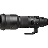 Sigma 500mm f/4 DG OS HSM Sports Lens