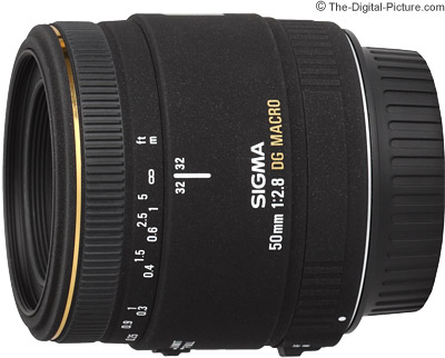 Sigma 50mm f/2.8 EX DG Macro Lens Review