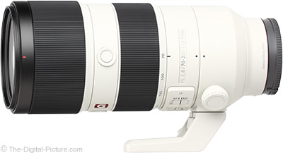 First Looks at Sony FE 70-200mm f/2.8 GM OSS Lens Image Quality