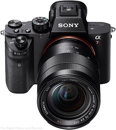 Sony Ranks #2 in U.S. Full-Frame Interchangeable Lens Camera Market