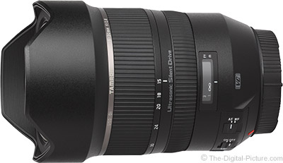 Tamron Extends Instant and Mail-in Rebates Through April