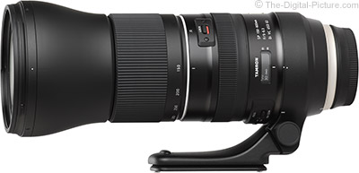First Looks at Tamron 150-600mm f/5-6.3 Di VC USD G2 Lens Image Quality