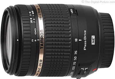 Tamron 18-270mm f/3.5-6.3 Di II VC PZD Lens Review