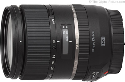 First Looks at Tamron 28-300mm Di VC PZD Lens Image Quality