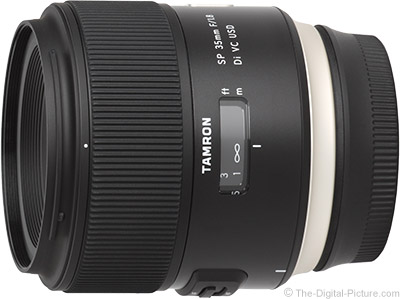 First Looks at Tamron 35mm f/1.8 Di VC USD Lens Image Quality