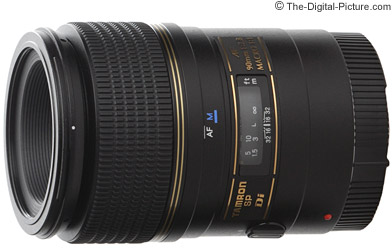 Tamron SP AF 90mm f/2.8 Di Macro Lens Review