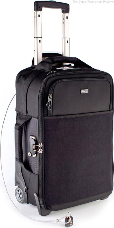 Think Tank Photo Airport Security V 2.0 Rolling Camera Bag Review