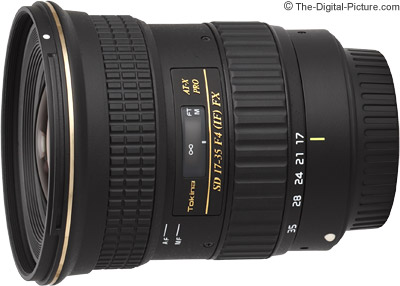 Tokina 17-35mm f/4 AT-X Pro FX Lens Review