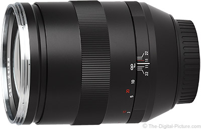 Zeiss 135mm f/2 Apo Sonnar T* ZE Lens Review