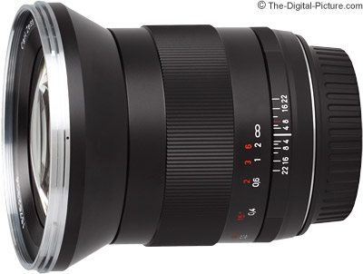 Zeiss 21mm f/2.8 Distagon T* ZE Lens Review