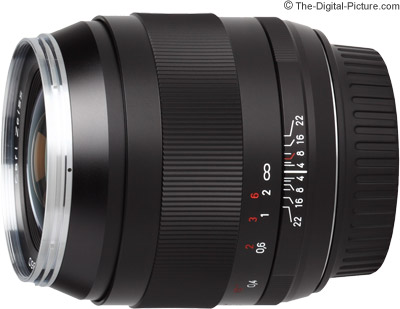 Zeiss 28mm f/2.0 Distagon T* Lens