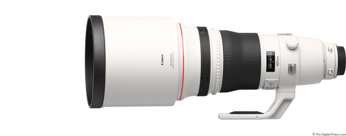 Canon EF 400mm f/2.8 L IS II USM Lens