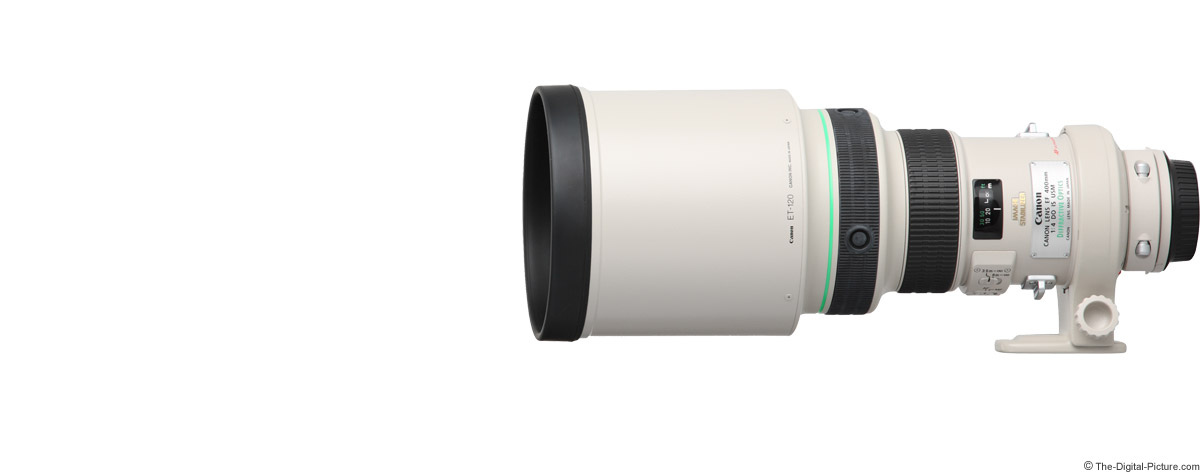 Canon EF 400mm f/4 DO IS USM Lens Product Images